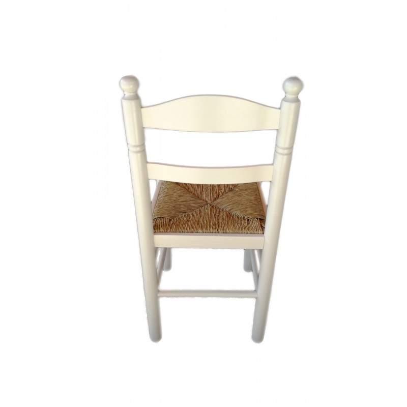 Conjunto de mesa de madera y 4 sillas - Mesa cocina cuadrada ...