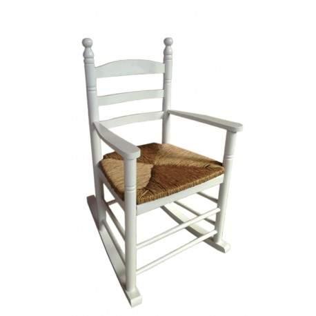 Cadeira de balanço do avô e amamentação