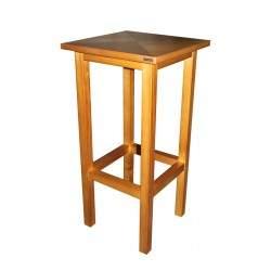 Mesa Alta Bar de madera