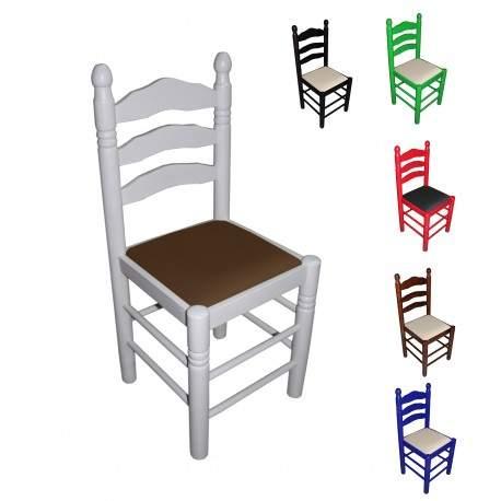 Cadeira em madeira Meson