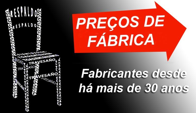 Preços de fábrica